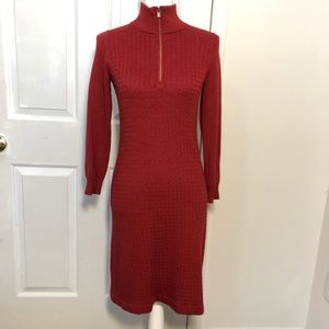 Tommy Bahama Cable Knit Sweater Dress